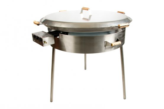 GrillSymbol pannikomplekt PRO-960 inox