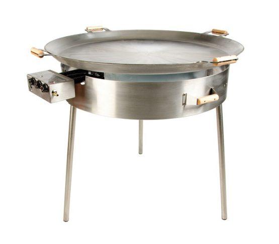 GrillSymbol Paella Frying Pan Set PRO-960 light