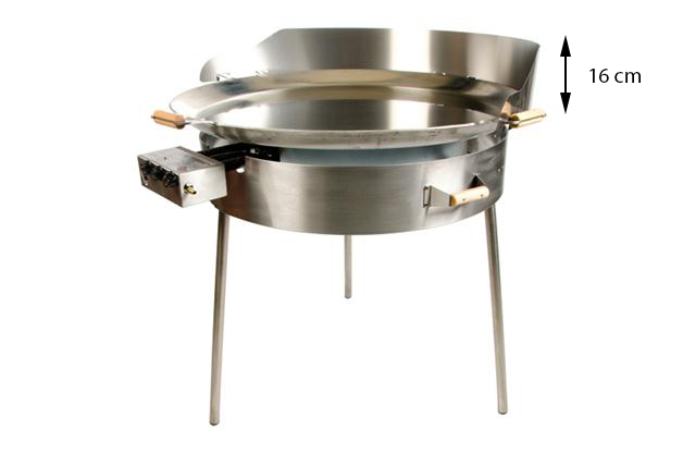 GrillSymbol крышка защита от брызг для сковороды Paella SG-960