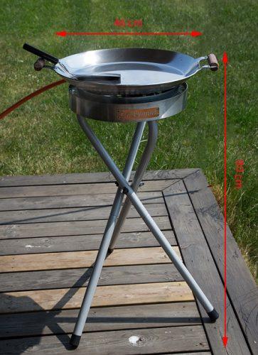 Jalad  gaasipõletile või PRO-460 mudelile
