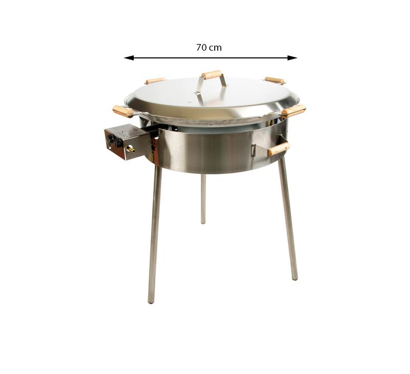 Grillsymbol Алюминевая крышка для сковороды Paella L720
