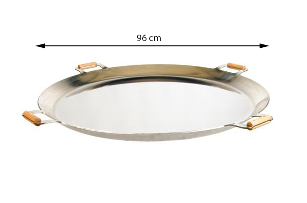 Küpsetuspann FP-960 inox