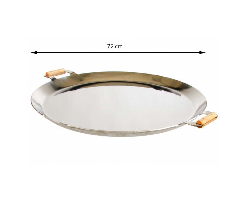 GrillSymbol Paella Сковорода  Pro-720 inox