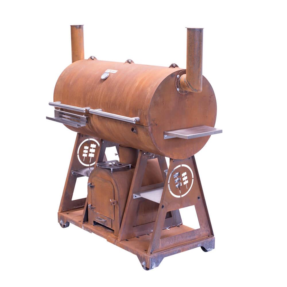 GrillSymbol BBQ-suitsuahi Smoky Beast XL