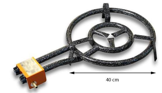 Oткрытый Газовая Rорелка 6,5кВт