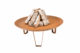 GrillSymbol Seppo XL Outdoor Wood Burning Fire Pit