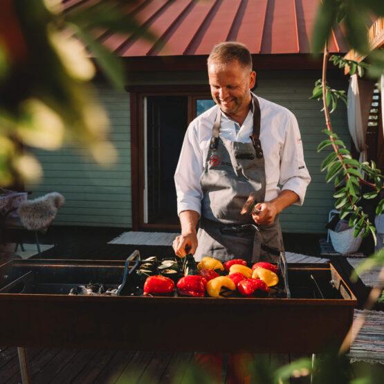 GrillSymbol söegrill Naked Chef XL