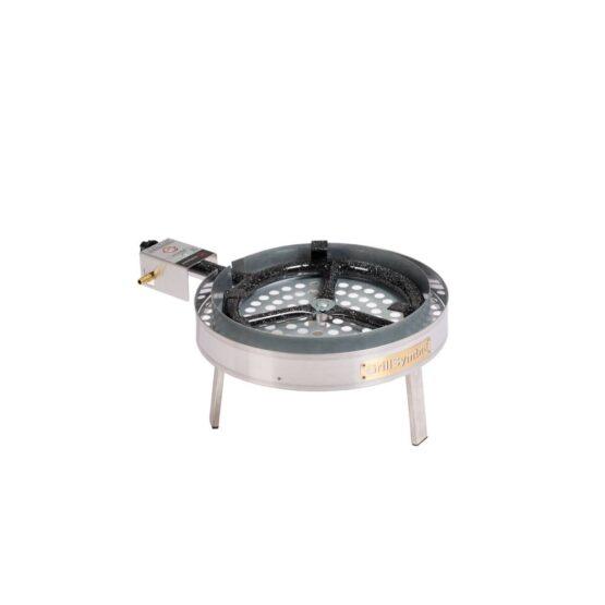 GrillSymbol Wokikomplekt PRO-450 inox